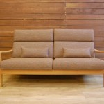 飛騨のハイバックソファ