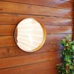 竹でできたミラー〝ゼロ〟M