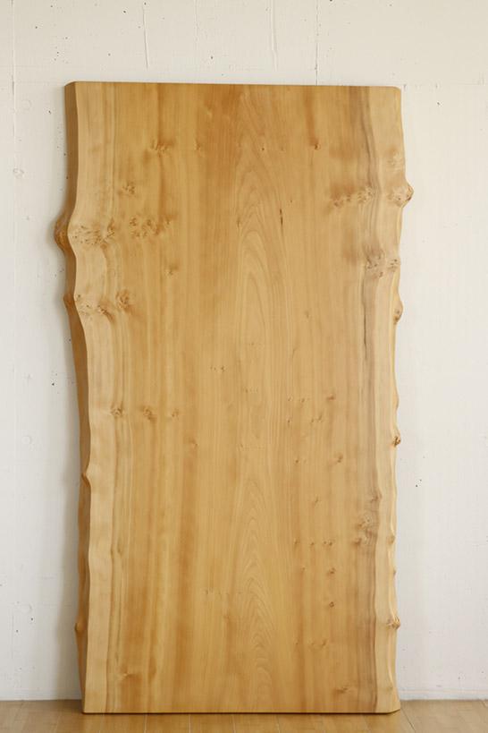 銀杏の一枚板TA2650_1