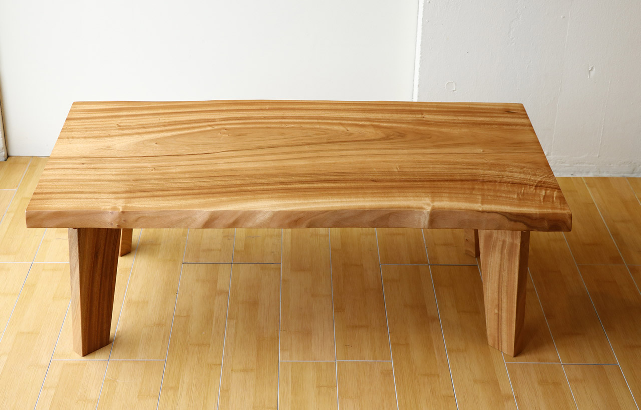 楠(くすのき)リビングテーブルTA2566_1
