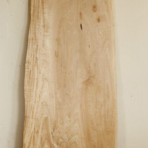 栃(トチ)の一枚板のテーブルTA2764_1