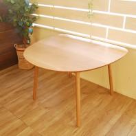 おしゃれな小さめテーブル〝コブリナ〟